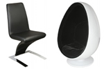 Big egg pod chair
