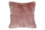 Sonia Rykiel Maison fur and silk cushion