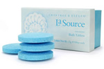 La Source bath tablets