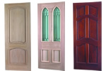 Panelled Wooden Doors