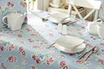Homestead tablecloths
