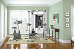 Fitness equipment in the home