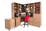 Modular home office furniture