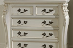 Antique French chest of drawers