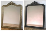French floorstanding mirrors