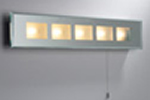 Bathroom LED wall light