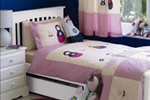 Girls bed